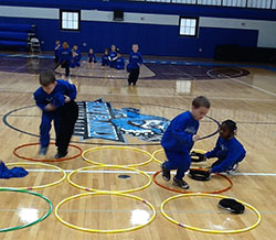 Alpha House Physical Education for Students
