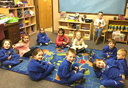 Pre-Kindergarten Class - Northeast Philadelphia School